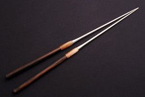 Metal chopsticks