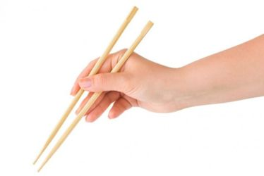 Bamboo disposable chopsticks