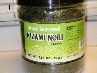 Kizami Nori