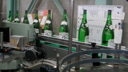 Sake bottling