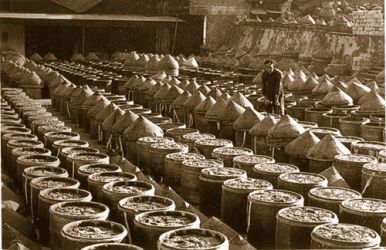 Old Soy sauce brewery