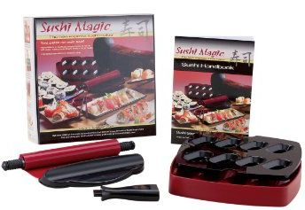 Sushi Magic Combo Nigiri and Sushi Roll Kit