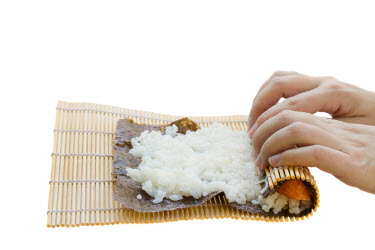 Sushi Mat or Makisu