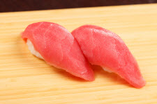 Tuna (Maguro) Nigiri Sushi