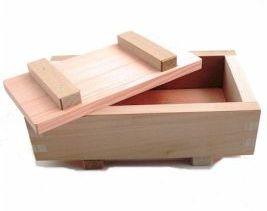 Wooden Oshizushi mold