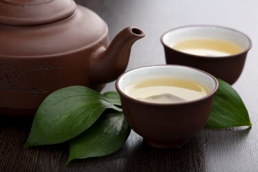Green tea (Ocha)