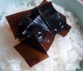 Kombu no Tsukudani
